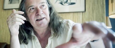Ingvar Ambj�rnsen blir krimanmelder i Dagbladet