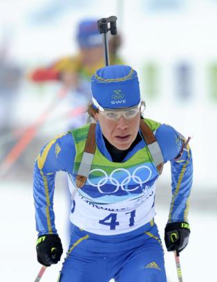 Sjokkbeskjed for tidligere svensk skistjerne: Fikk kreft mens hun var gravid