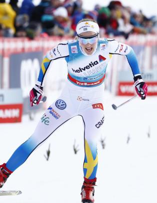 De svenske VM-h�pene: - Hun er en opplagt medaljekandidat