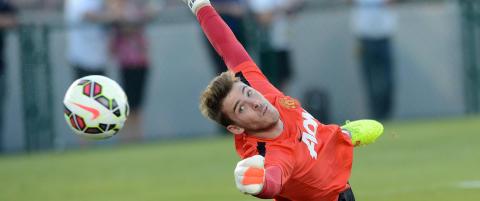 Manchester United vil riste av seg Real Madrids interesse for superkeeper