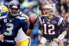 Superstjernene ingen hadde trua p�, skal lede laget til Super Bowl-seier