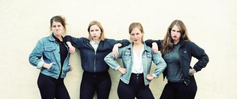 B�llete tredjealbum fra Bergens fineste