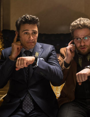 �The Interview� kommer p� Netflix