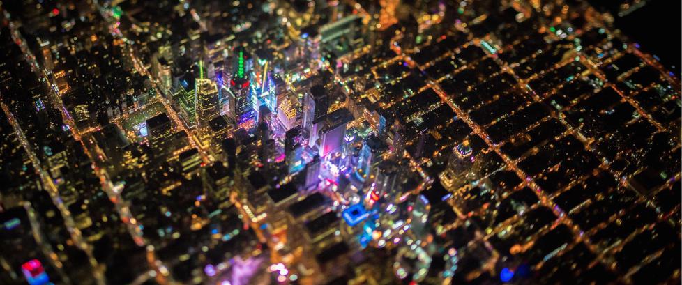 Slik har du aldri sett New York