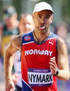 Surt for Nymark � f� VM-gullet mange �r for sent