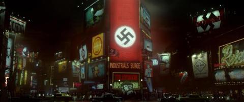 Hadde New York sett slik ut hvis Hitler hadde vunnet krigen?