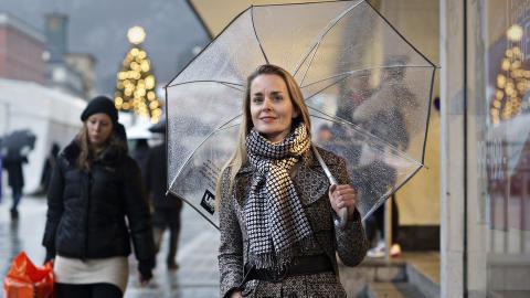 Hilde Sandvik Forbereder seg p intens terrordebatt kultur Dagbladetno