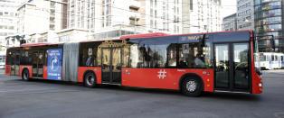 Innen ti �r skal 60 prosent av Oslo-busser v�re elektriske