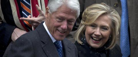 Clinton krever siste ord om dokumentarfilm, Scorsese legger hele greia p� hylla