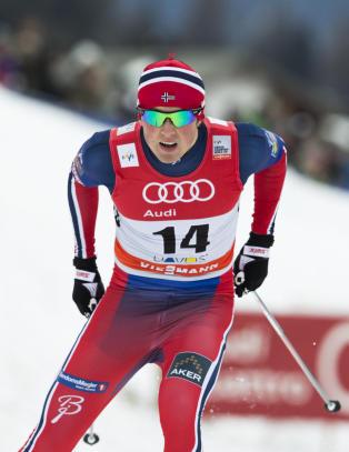 Wengs kj�reste beste norske med en sjetteplass