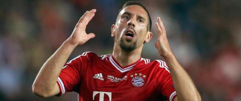 Bayern-stjerna raser etter k�ring, ber klubben vurdere boikott