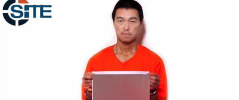 Japans statsminister etter IS-video: - Troverdigheten er h�y