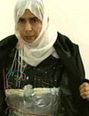 Hun var med p� et blodbad der 57 personer ble drept. N� omtales hun av IS som en �fengslet s�ster�