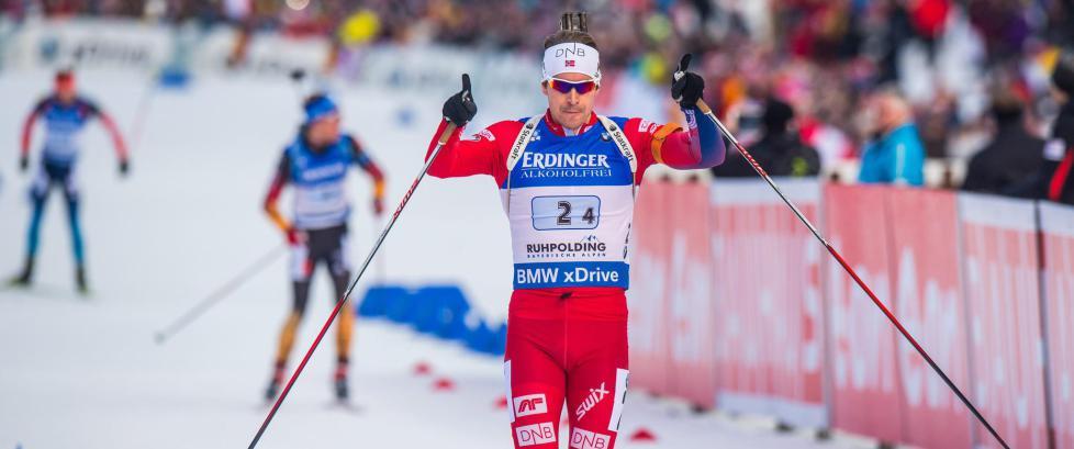 Hegle Svendsen fikk sin revansje med stafettseier