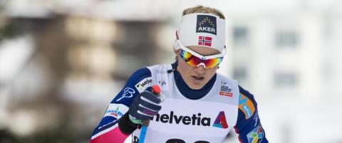 Ek Hagen leverte VM-s�knaden med en andreplass og karrierebeste