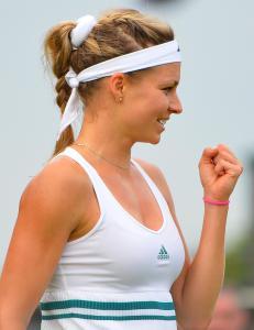 Tennisstjerna skal ha giftet seg med �mystisk mann�