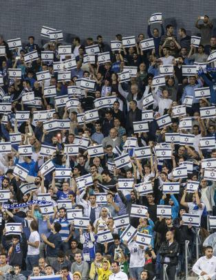 Pinlig blemme da Israel ble utelatt fra video om Asiamesterskapet