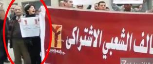Sm�barnsmora demonstrerte i Egypt - ble drept av �ikke-d�delige� haglskudd