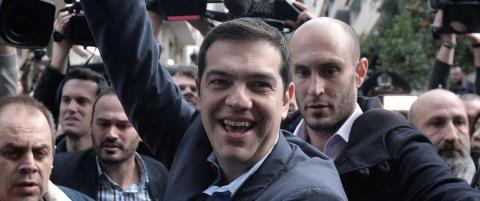 Dette er mannen som tar over styringen av Hellas