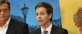 KrF-forslag om � bryte regjeringssamarbeidet