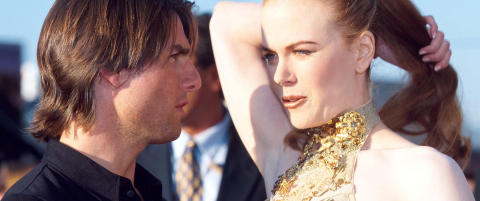 Scientologi-avhopper hevder � ha f�tt i oppdrag � splitte Tom Cruise og Nicole Kidman