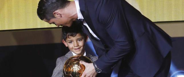 Fortsatt er det ingen som vet hvem som er mora til Cristiano Ronaldo junior (4)