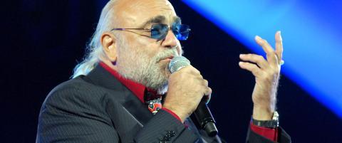 Sangeren Demis Roussos er d�d