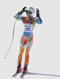 Slo hodet i utforl�ypa - mister alpin-VM