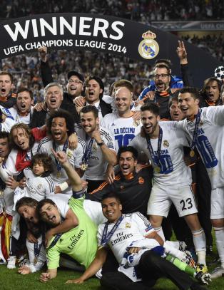 Real Madrid etterforskes for ulovlig kj�p av mindre�rige