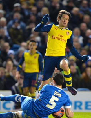 Ekspert-kommentar fikk Arsenal-fansen til � se r�dt