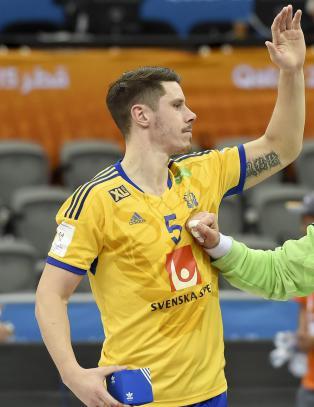 Sverige-stjerna gir seg etter VM-tapet