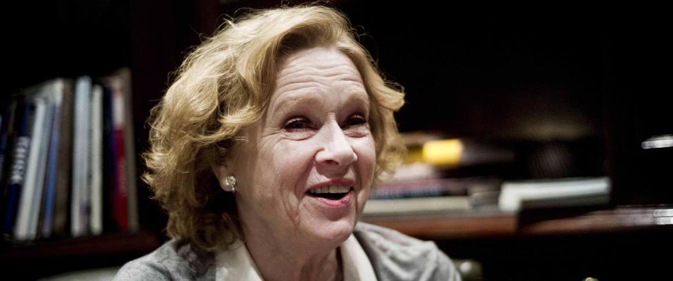 Liv Ullmann tildelt hederspris i Sverige