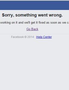 - Facebook, Instagram OG Tinder var nede, verden over