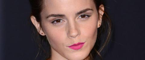 N� blir Emma Watson Disney-prinsesse