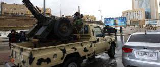 Tre d�de i gisselsituasjon p� luksushotell i Libya. IS-gruppe hevder de st�r bak