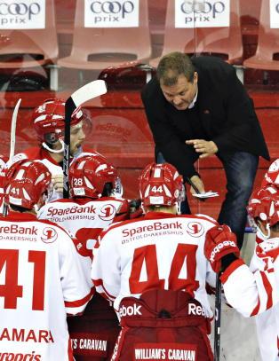 Norges Hockeyforbund �pner for � fjerne poengstraff