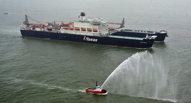 Norske reaksjoner p� verdens st�rste skip: -Navnet er en skam og en krenkelse
