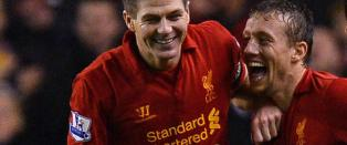 Gerrard-melding ga Lucas ny motivasjon