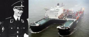Verdens st�rste skip er oppkalt etter en nazi-krigsforbryter