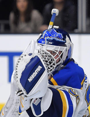 NHL-legenden Brodeur (42) legger opp