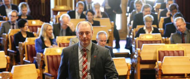 - Flertall i Stortinget for endringer i arbeidsmilj�loven