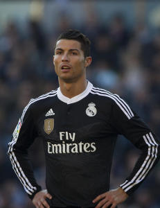 P� denne lista knuser Ronaldo sin argeste konkurrent