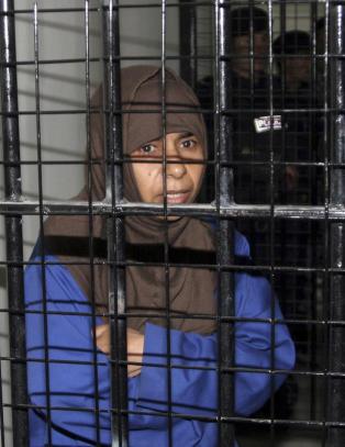 Jordan klar til � l�slate IS-fange i bytte mot gissel