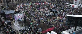 - Streikelederne sprer feil om arbeidsmilj�loven