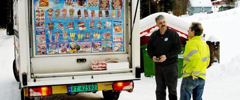 Solgte iskrem og fisk fra bilen for 133 mill. i fjor