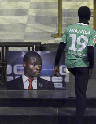 Wolfsburg har f�tt psykologhjelp etter Malanda-d�dsfallet