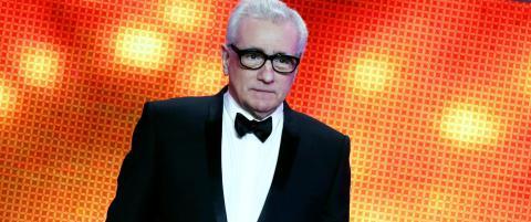 D�dsulykke p� Scorsese-filminnspilling