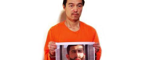 IS hevder � ha halshogd den japanske journalisten Kenji Goto (47)