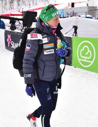 Jacobsen og Steira p� vei til VM etter tung NM-dag