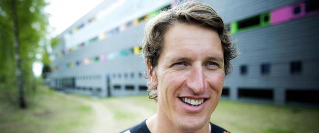 Lars Berger blir landslagstrener for syns- og bevegelseshemmede